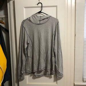 Danskin hooded long sleeve shirt